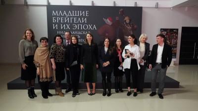 Зарина Догузова и Наталья Виртуозова обсудили развитие туризма в Московской области