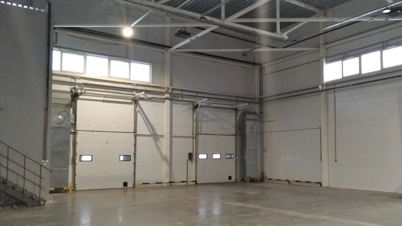 Завод по производству упаковок из полимерной пленки построили в городском округе Подольск