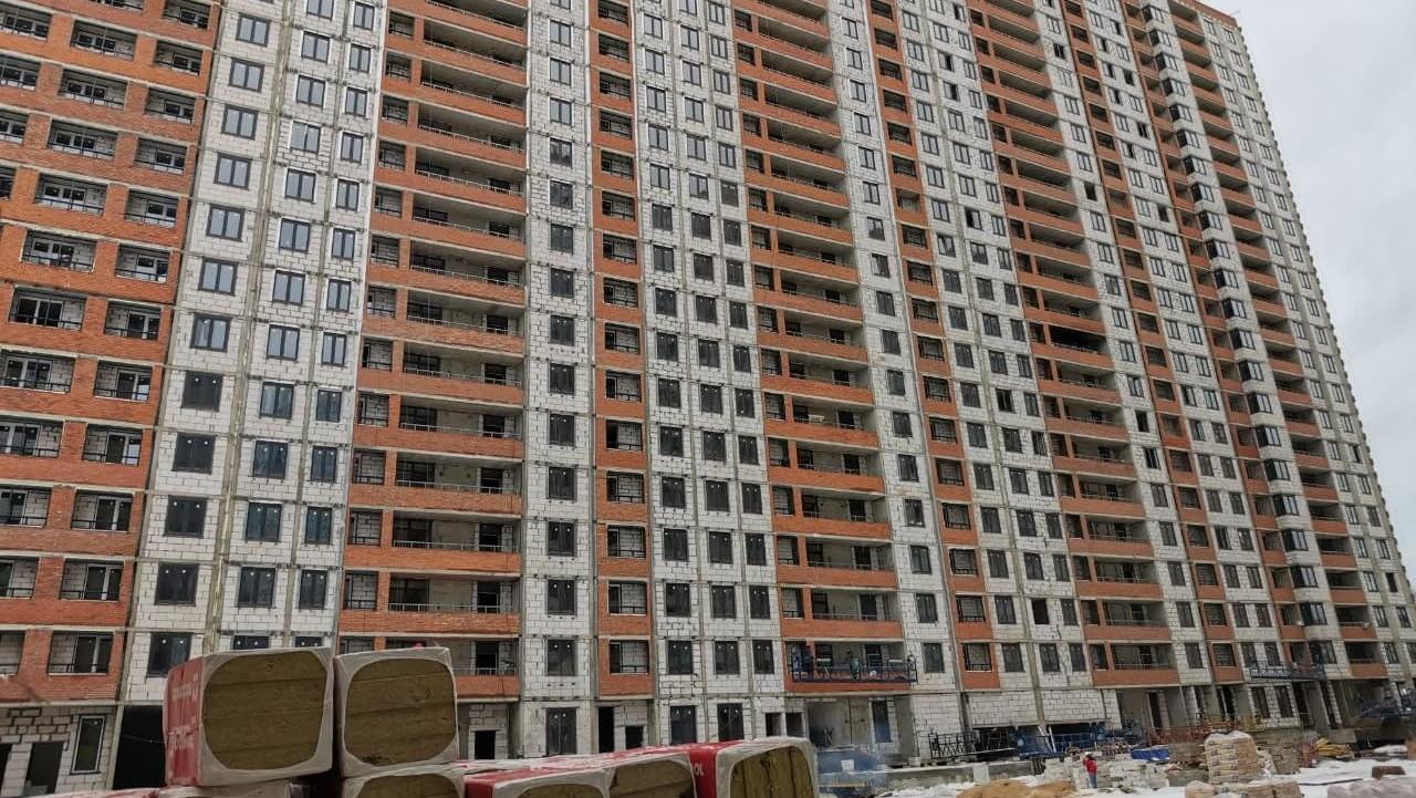 Жилой дом на 1,4 тыс. квартир в Одинцовском округе построят в сентябре