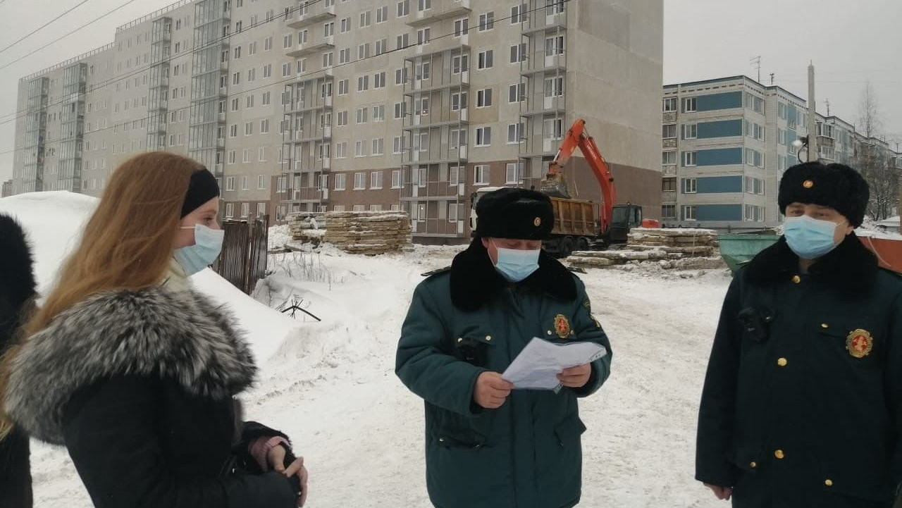Жилой дом в Сергиевом Посаде планируют достроить в середине 2021 года