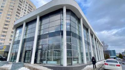 Административно-бытовое здание достроили в Солнечногорске