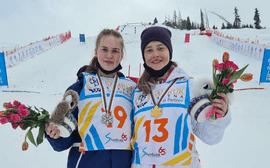 Анастасия Смирнова – чемпионка мира по фристайлу в парном могуле, Виктория Лазаренко – серебряный призёр
