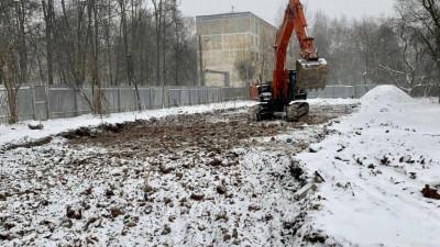 Аварийный многоквартирный дом снесли в Одинцовском округе