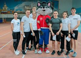 Белгородская область получила комплект лицензионного оборудования от официального лицензиата спортивной организации «ГТО»