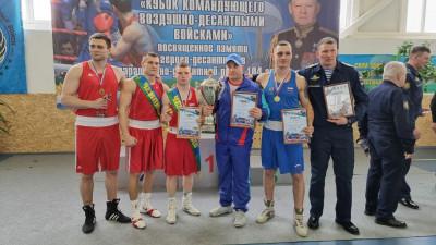 Боксеры из Подмосковья завоевали 7 медалей на всероссийских соревнованиях