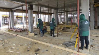 Более 20 объектов капитального строительства проверили в Подмосковье