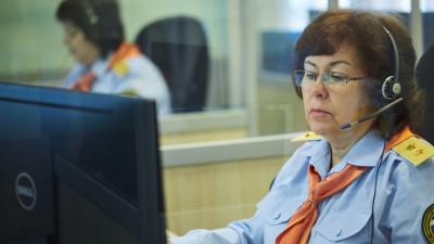 Более 213 тысяч вызовов поступило на номер «112» в Московской области за неделю