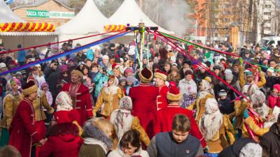 Более 30 тематических ярмарок пройдет в Подмосковье на Масленицу