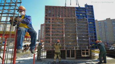Более 4,5 млн квадратных метров недвижимости строится в Подмосковье по эскроу