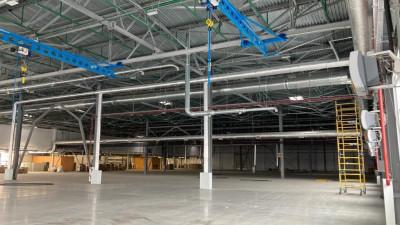 Более 40 тыс. квадратных метров нежилых площадей ввели в эксплуатацию в Подмосковье за неделю