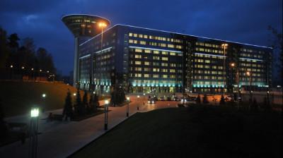Более 430 зданий в Подмосковье отключат архитектурную подсветку в рамках акции «Час Земли»