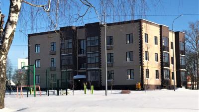 Более 55 жильцов аварийного фонда в Егорьевске переедут в новостройку