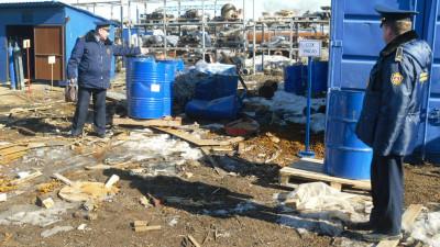 Более 80 объектов самовольного складирования стройматериалов выявили в Подмосковье