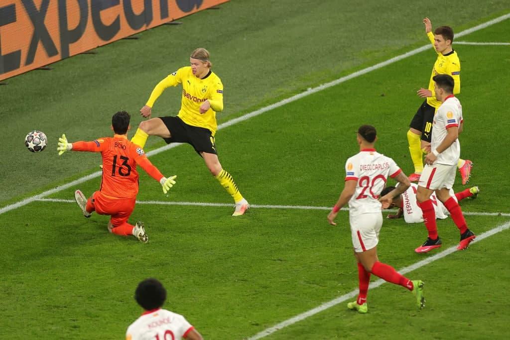 боруссия и порту стали первыми четвертьфиналистами лиги чемпионов