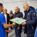 Центр спортивной подготовки студенческих сборных команд создадут в Красноярске на базе объектов Всемирной универсиады