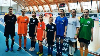 Четвертый этап школьного турнира по мини-футболу проходит в Подмосковье
