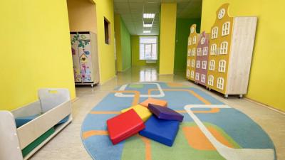 Четыре мини-сада на 250 мест откроют в Подмосковье с 1 апреля