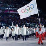 Дисквалификация российского спорта распространилась на песни
