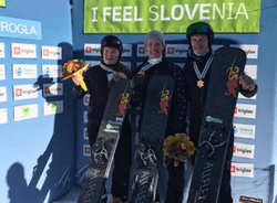 Дмитрий Логинов стал трёхкратным чемпионом мира по сноуборду, София Надыршина и Андрей Соболев – призёры Чемпионата мира