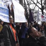 Другое 8 марта: митинги в защиту прав женщин