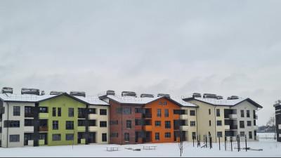 Два жилых корпуса построили в городском округе Мытищи