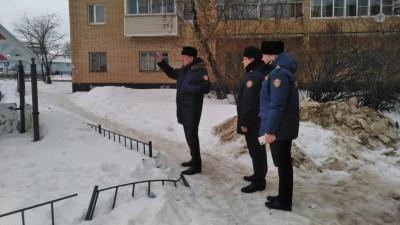 Глава Госадмтехнадзора Подмосковья проинспектировал ход зимней уборки в Рузском округе