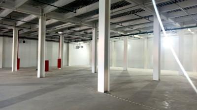 Главгосстройнадзор проверил ход строительства производственно-складского здания в Протвине
