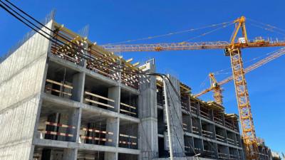 Главгосстройнадзор проверил ход строительства трех жилых домов в Истре