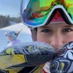 Горнолыжница из Подмосковья завоевала бронзовую медаль на первенстве России