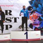 Горнолыжник из Московской области завоевал две серебряные медали на Кубке России