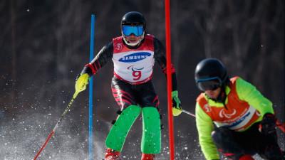 Горнолыжники из Подмосковья завоевали восемь медалей на чемпионате России по спорту слепых
