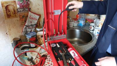 Госжилинспекция проверила состояние газового оборудования в 276 домах Подмосковья
