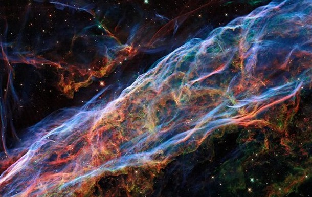 Hubble показал захватывающий снимок туманности