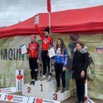 Юные велосипедистки из Подмосковья завоевали золотую и серебряную медали на всероссийских соревнованиях