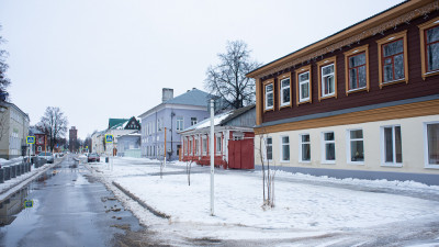 Путь-Дорога в Зарайске