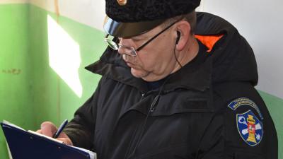 Инспектор Госжилинспекции