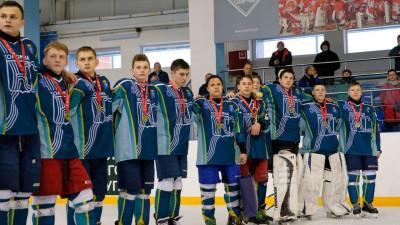 Коломенские хоккеисты представят Подмосковье на финальном этапе турнира «Золотая шайба»