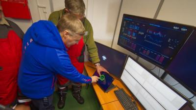 Крупнейший глубоководный телескоп запустили на Байкале при участии подмосковного ОИЯИ