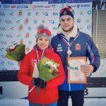 Лыжник из Подмосковья стал обладателем золотой медали на Кубке России