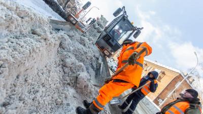 Минтранс Подмосковья подвел итоги зимнего содержания дорог