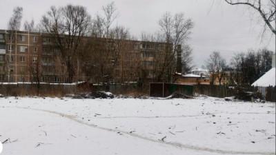 Многоквартирный аварийный дом снесли в Орехово-Зуевском городском округе