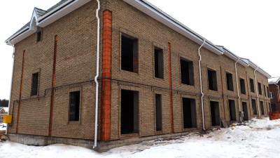 Многоквартирный дом в Подольске построят летом 2021 года