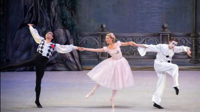 Московский областной театр «Русский балет» отмечает сорокалетие