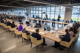На коллегии Минспорта России обсудили подготовку российских спортсменов к Играм XXXII Олимпиады и XVI Паралимпийским летним играм в Токио