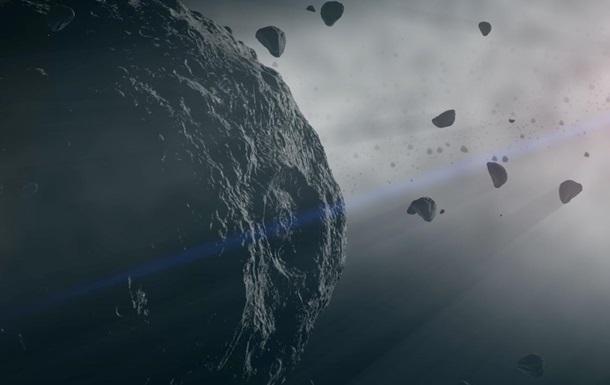 NASA оценило риск столкновения с самым опасным астероидом