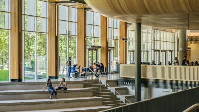 проект здания студенческого общежития университета «Дубна»