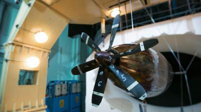 Новую модель толкающего винта для самолетов разработали и испытали в ЦАГИ