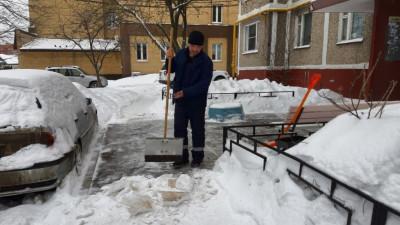 Около 2 тыс. нарушений при уборке снега в Подмосковье устранили благодаря Госадмтехнадзору