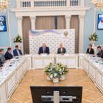 Олег Матыцин обсудил с руководителями физкультурно-спортивных организаций вопросы развития комплекса ГТО