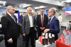 Олег Матыцин: «Важно поддерживать российских производителей товаров для спортивной отрасли»